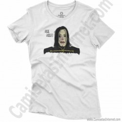 Camiseta Ayuwoki Chica color blanco