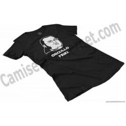 Camiseta meme Friki - Orgullo Friki Chica color negro perspectiva