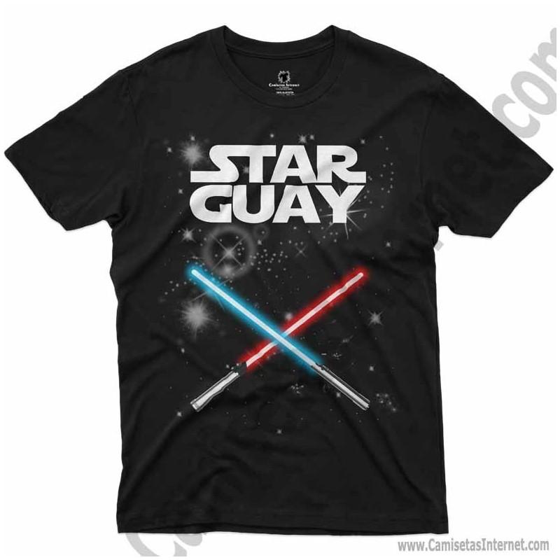 Star Guay y sus espadas de luz